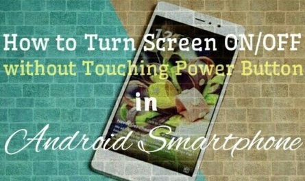 Power button App Android