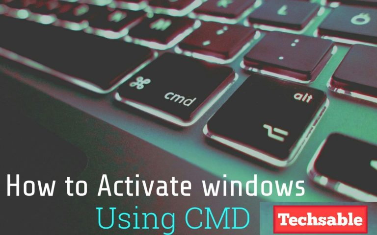 How to Activate Windows using Command Prompt