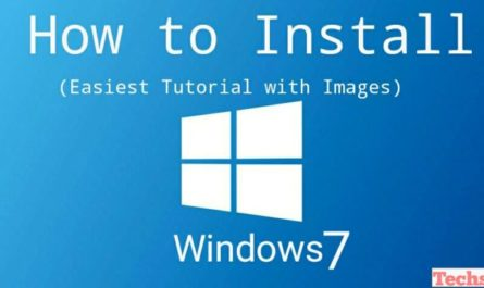 How to Install Windows 7 Using USB