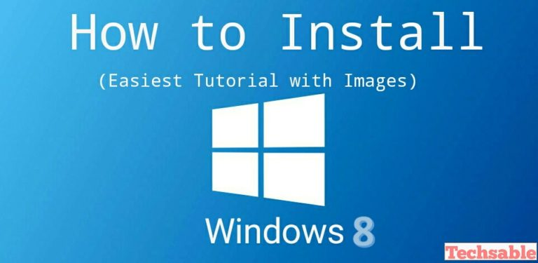 How to Install Windows 8.1 from USB Pendrive