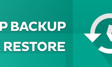 App Data Backup and Restore