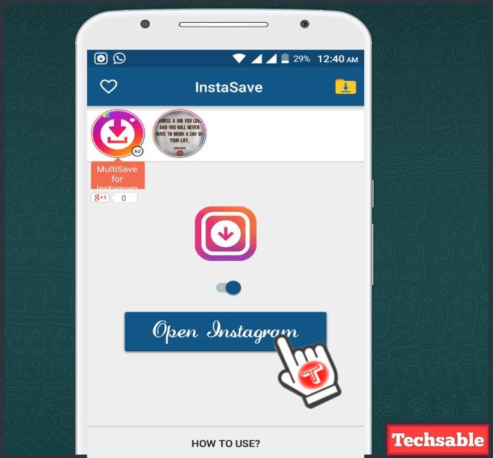 Fastsave App